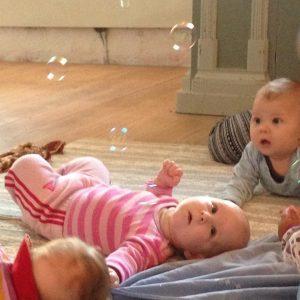 Babysalmesangopstart i Bjergsted Kirke Fredag den 24. januar kl. 10.00 – 12.00